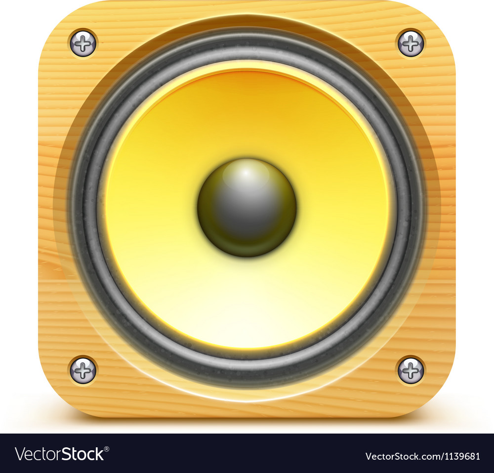 Sound loud speaker icon vector | Price: 1 Credit (USD $1)