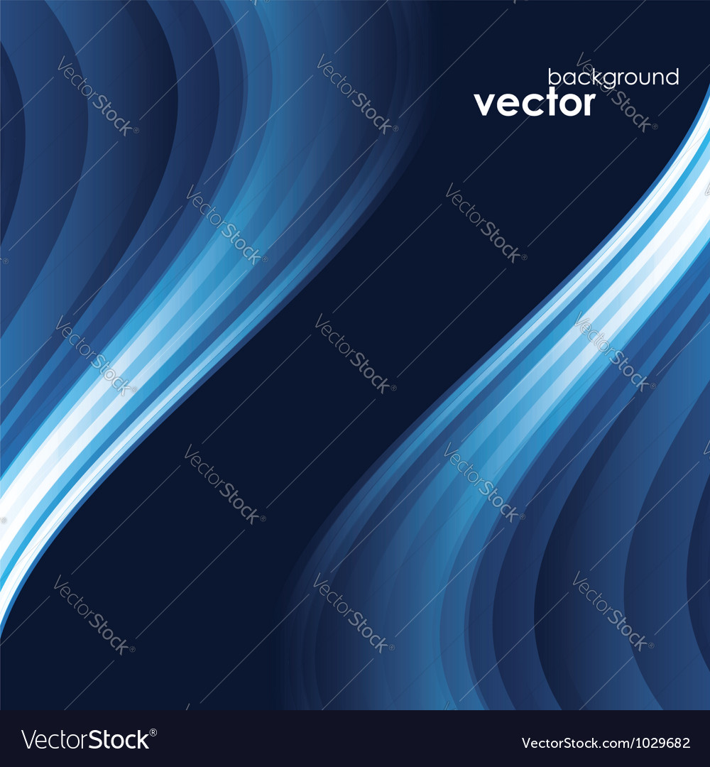 Abstract light wave background vector | Price: 1 Credit (USD $1)