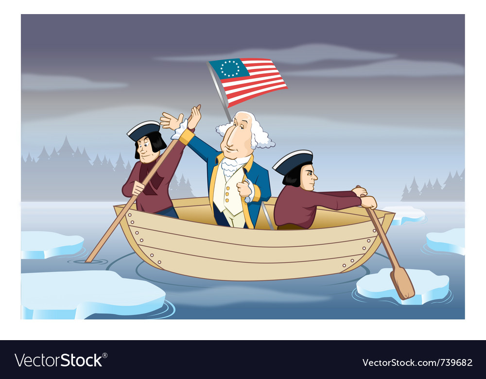 George washington vector | Price: 5 Credit (USD $5)