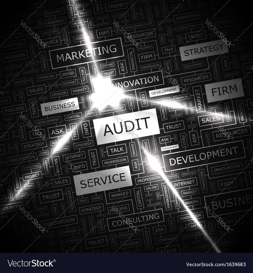 Audit vector | Price: 1 Credit (USD $1)