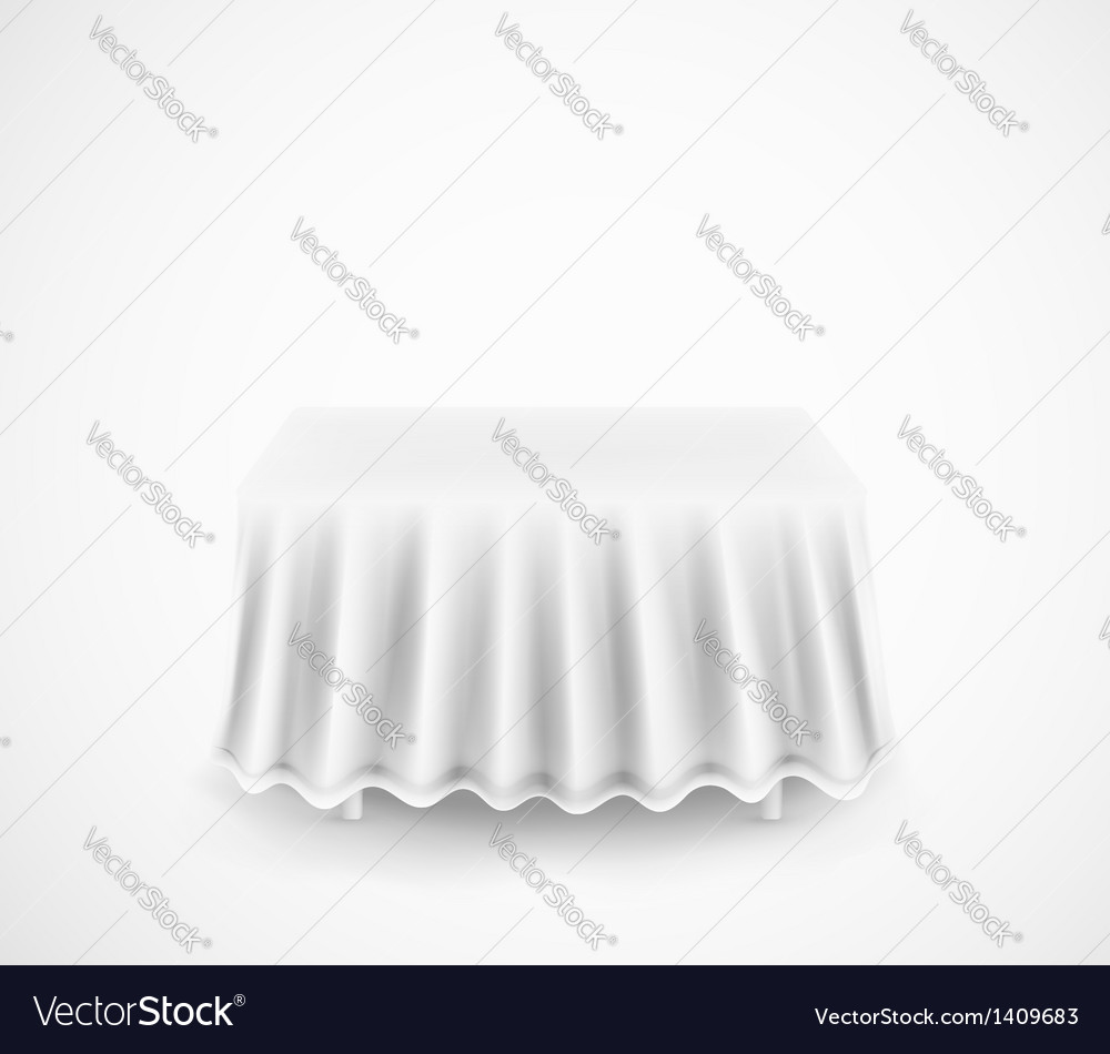 Dining table vector | Price: 1 Credit (USD $1)