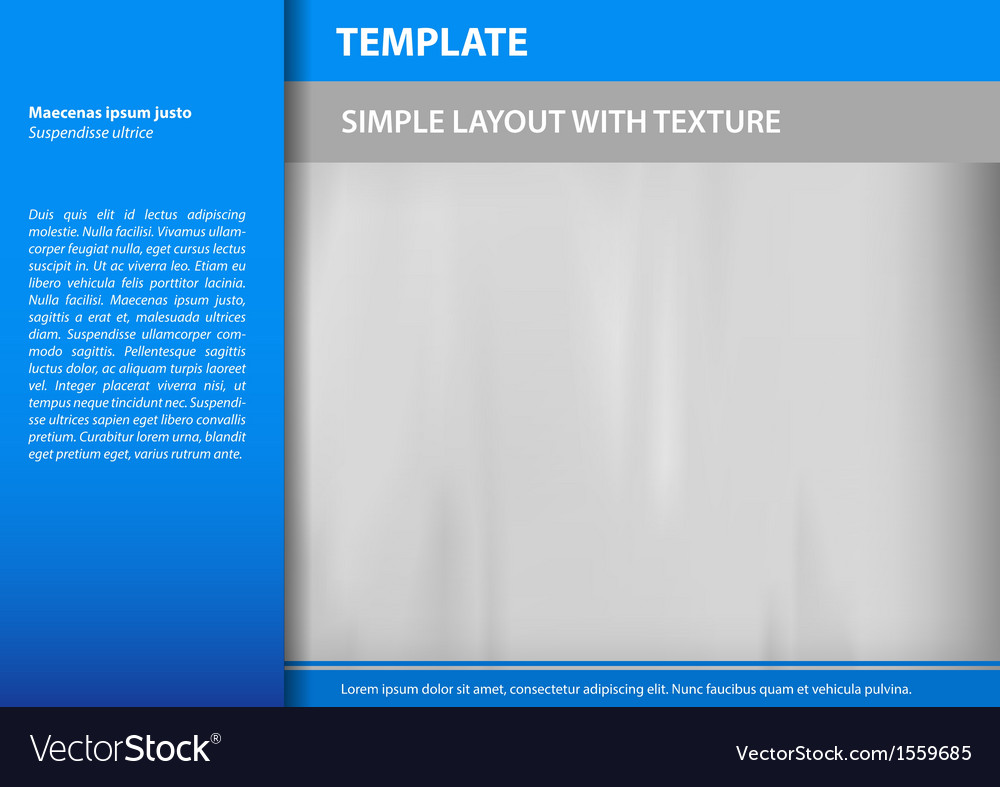 Template blue s vector | Price: 1 Credit (USD $1)