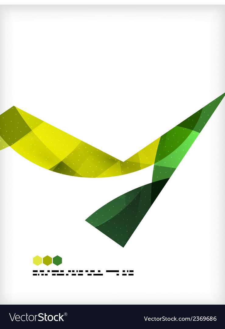 Bright colorful business flowing shapes design vector   Price: 1 Credit (USD $1)
