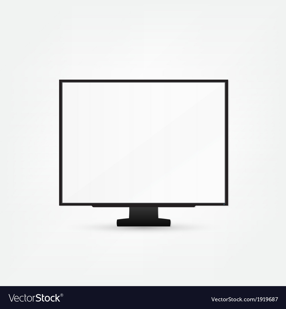 Tv icon vector   Price: 1 Credit (USD $1)