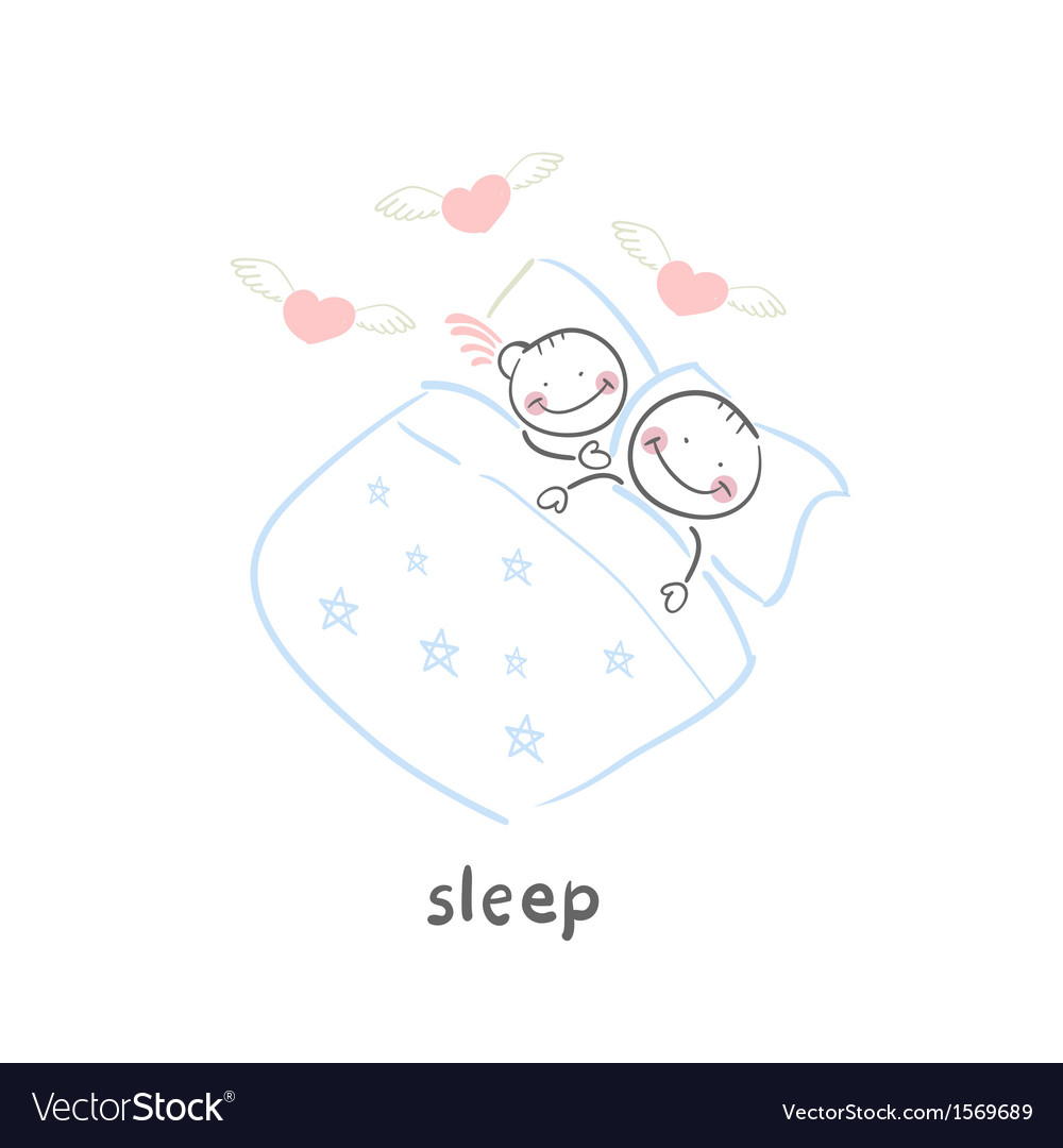 Sleep vector | Price: 1 Credit (USD $1)