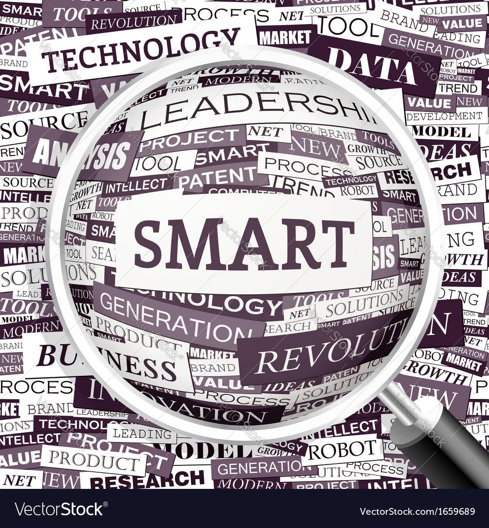 Smart vector | Price: 1 Credit (USD $1)