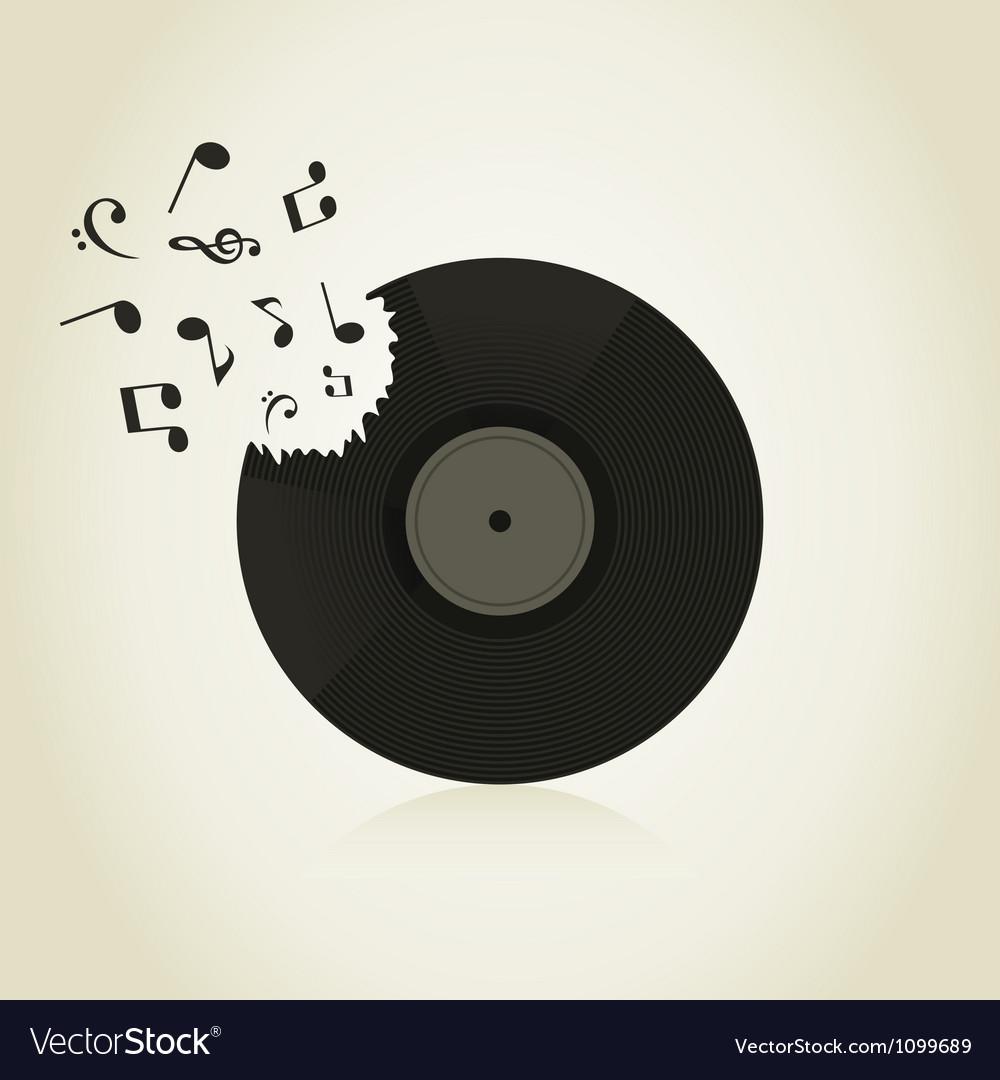Vinyl2 vector | Price: 1 Credit (USD $1)