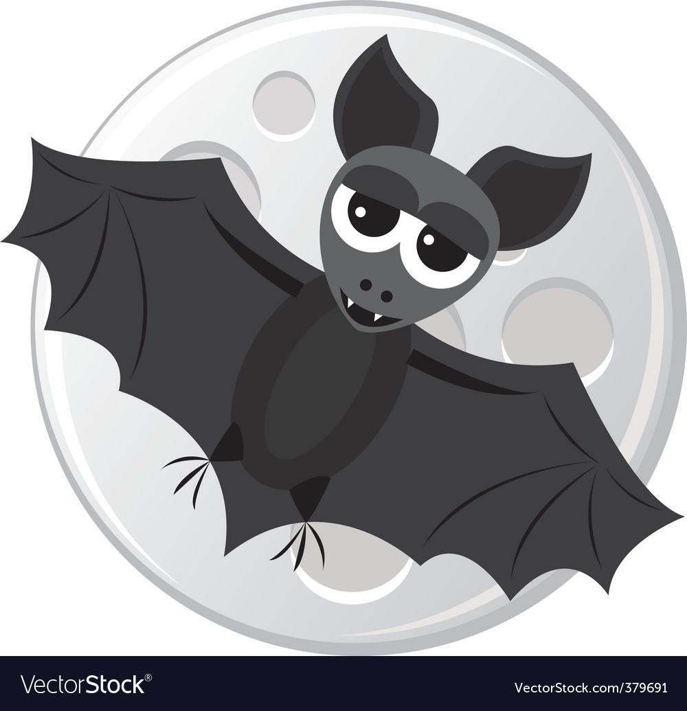 Halloween bat vector | Price: 1 Credit (USD $1)