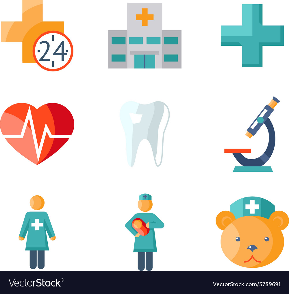 Medical care and health vector | Price: 1 Credit (USD $1)