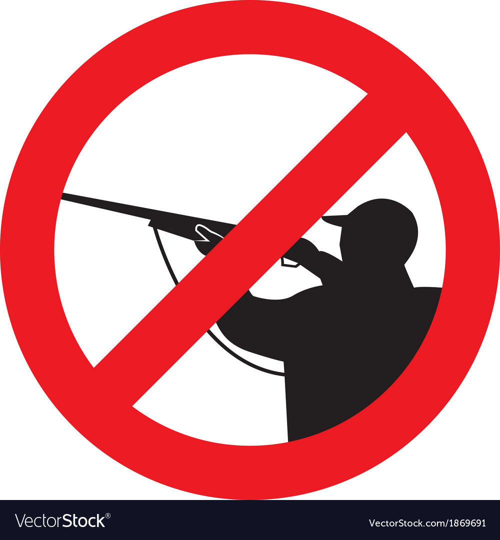 No hunting vector | Price: 1 Credit (USD $1)