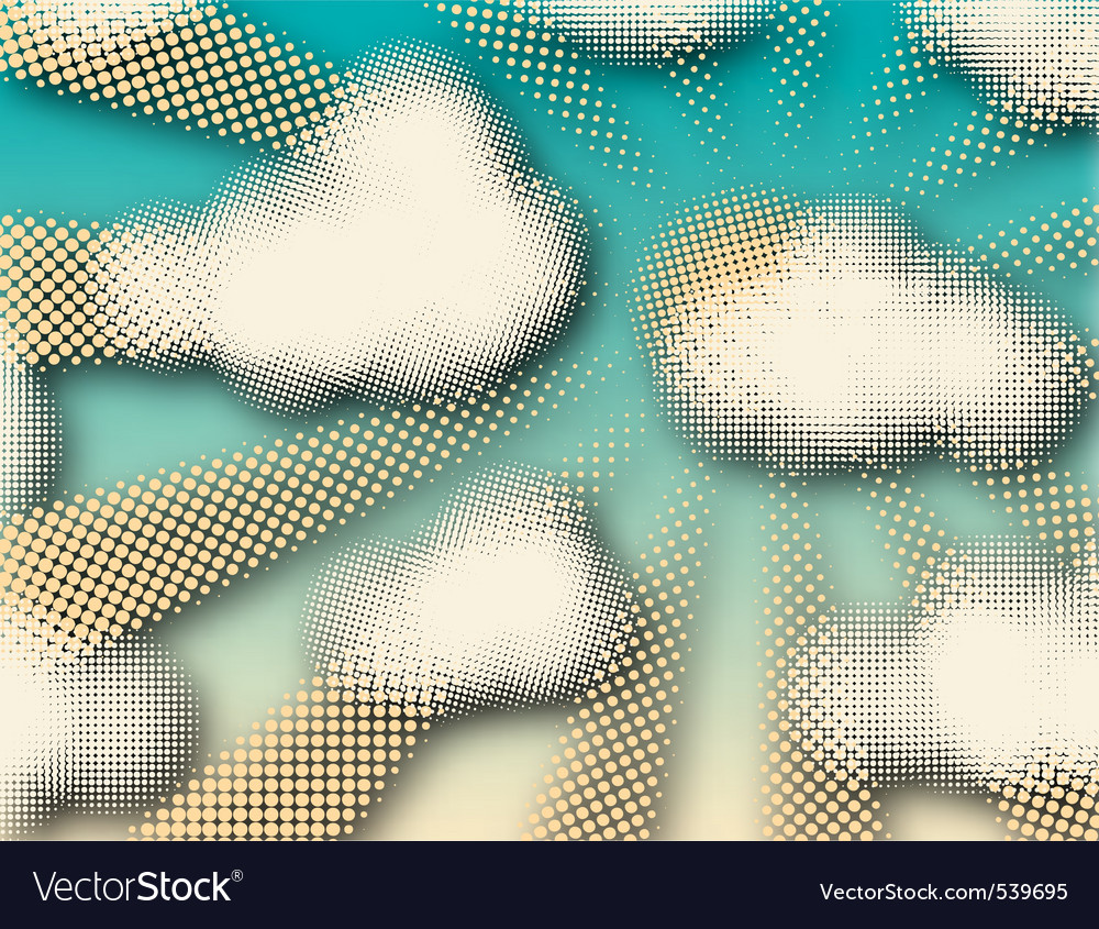 Fair weather vector | Price: 1 Credit (USD $1)