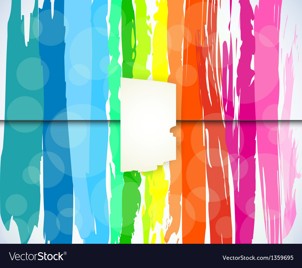 Grunge background with label vector | Price: 1 Credit (USD $1)