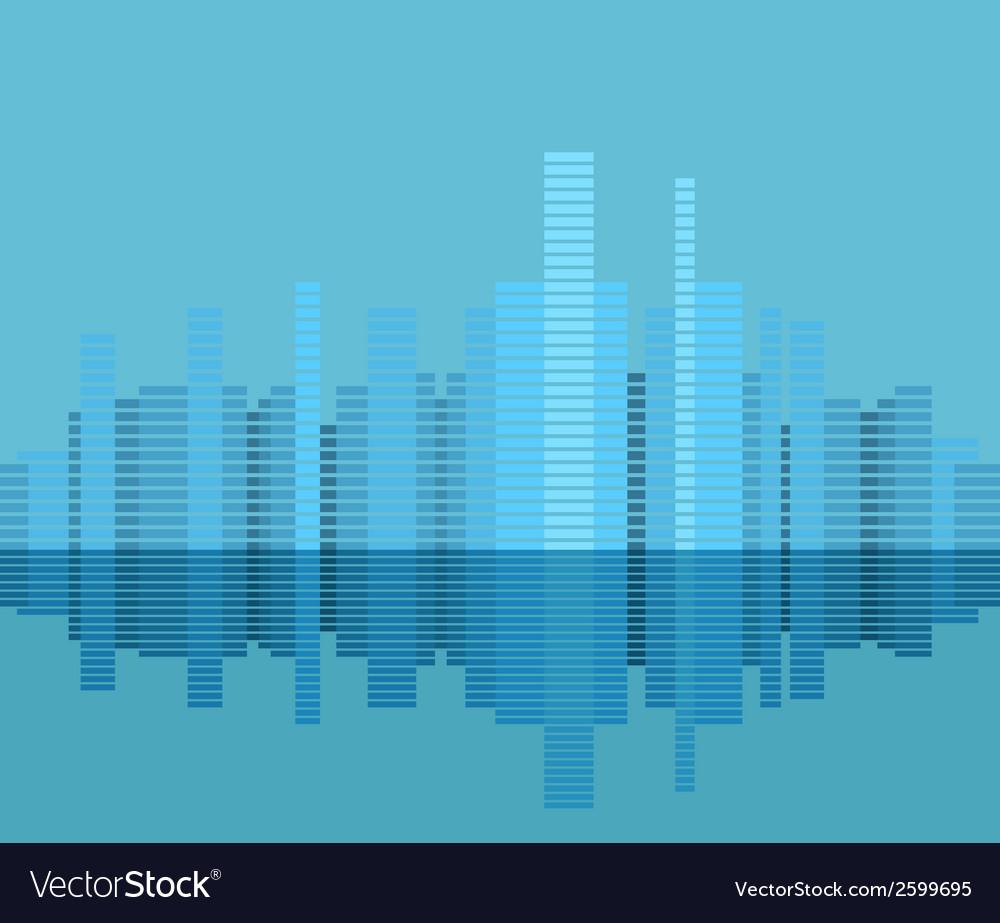 Modern city district vector   Price: 1 Credit (USD $1)