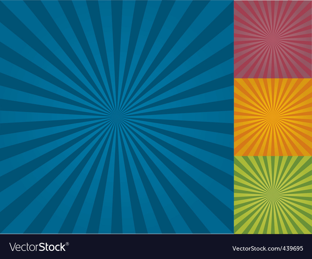 Radial background vector | Price: 1 Credit (USD $1)