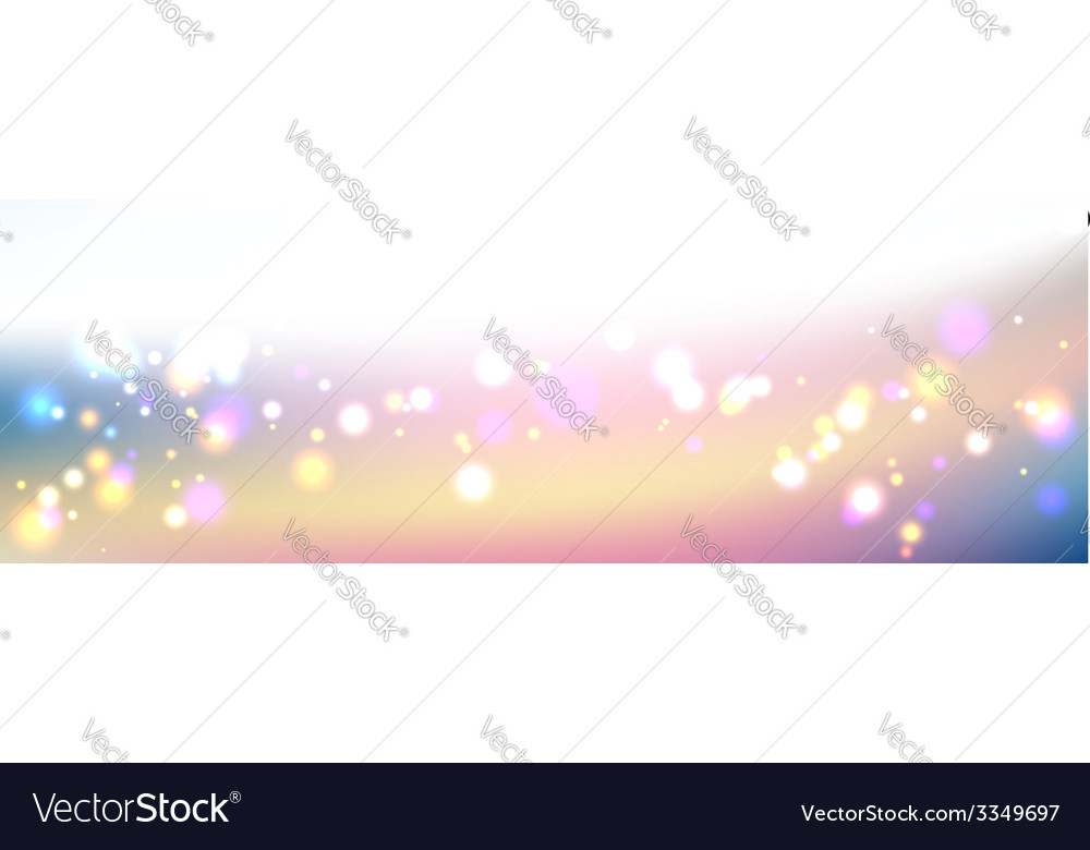 Smooth colorful background vector | Price: 1 Credit (USD $1)