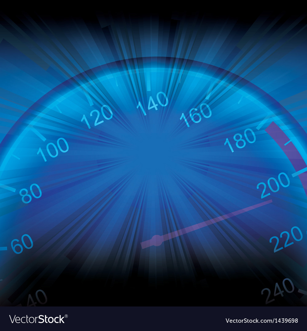 Speed concept vector | Price: 1 Credit (USD $1)