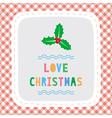 Merry christmas greeting card34 vector