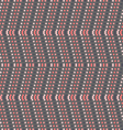 Zigzag motif - background vector