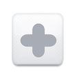 App plus icon vector