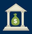 Banking design vector