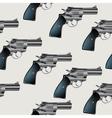 Gun seamless background vector
