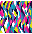 Mosaic abstract wave background colorful abstract vector
