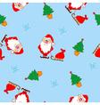 Santa claus wallpaper vector
