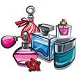 Perfumes vector