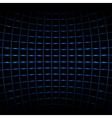 Abstract blue net vector