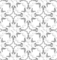 Pattern with white and gray layers vector