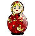 Russian doll vector