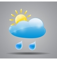 Weather icon for your design vector