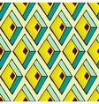 Abstract pattern in african style geometric vector