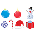 Christmas clip-art vector
