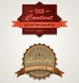 Retro vintage design elements vector