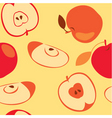 Apple seamless vector