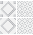 Square surface as seamless background vector