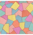 Abstract tile pattern vector