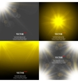 Summer sun light burst if you enjoy the hot and vector
