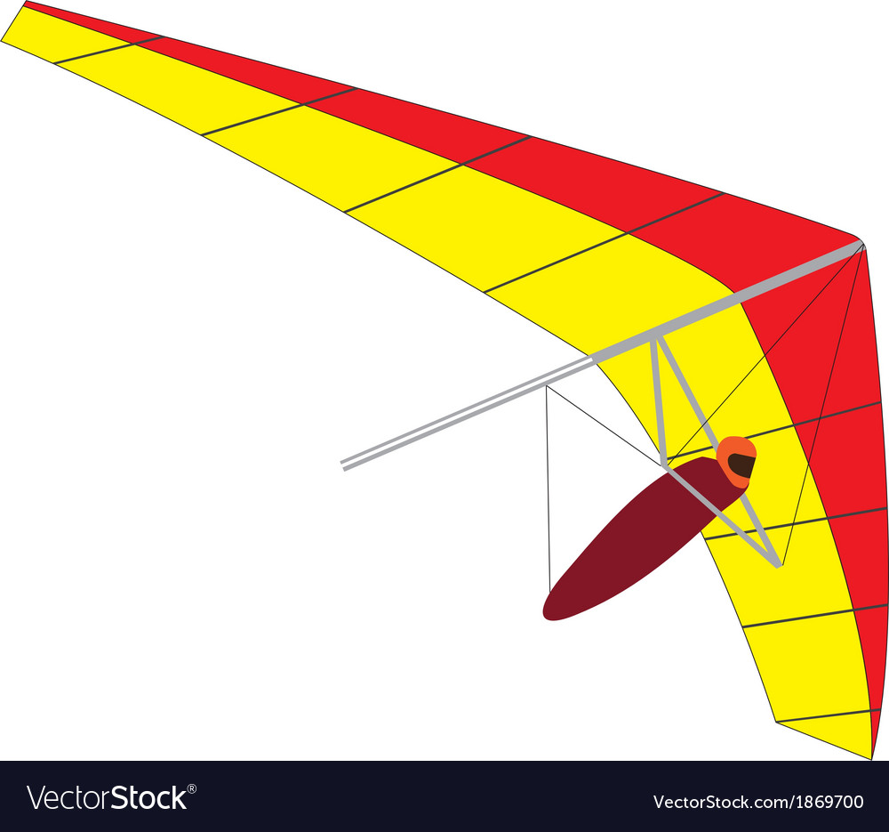 Glider vector | Price: 1 Credit (USD $1)