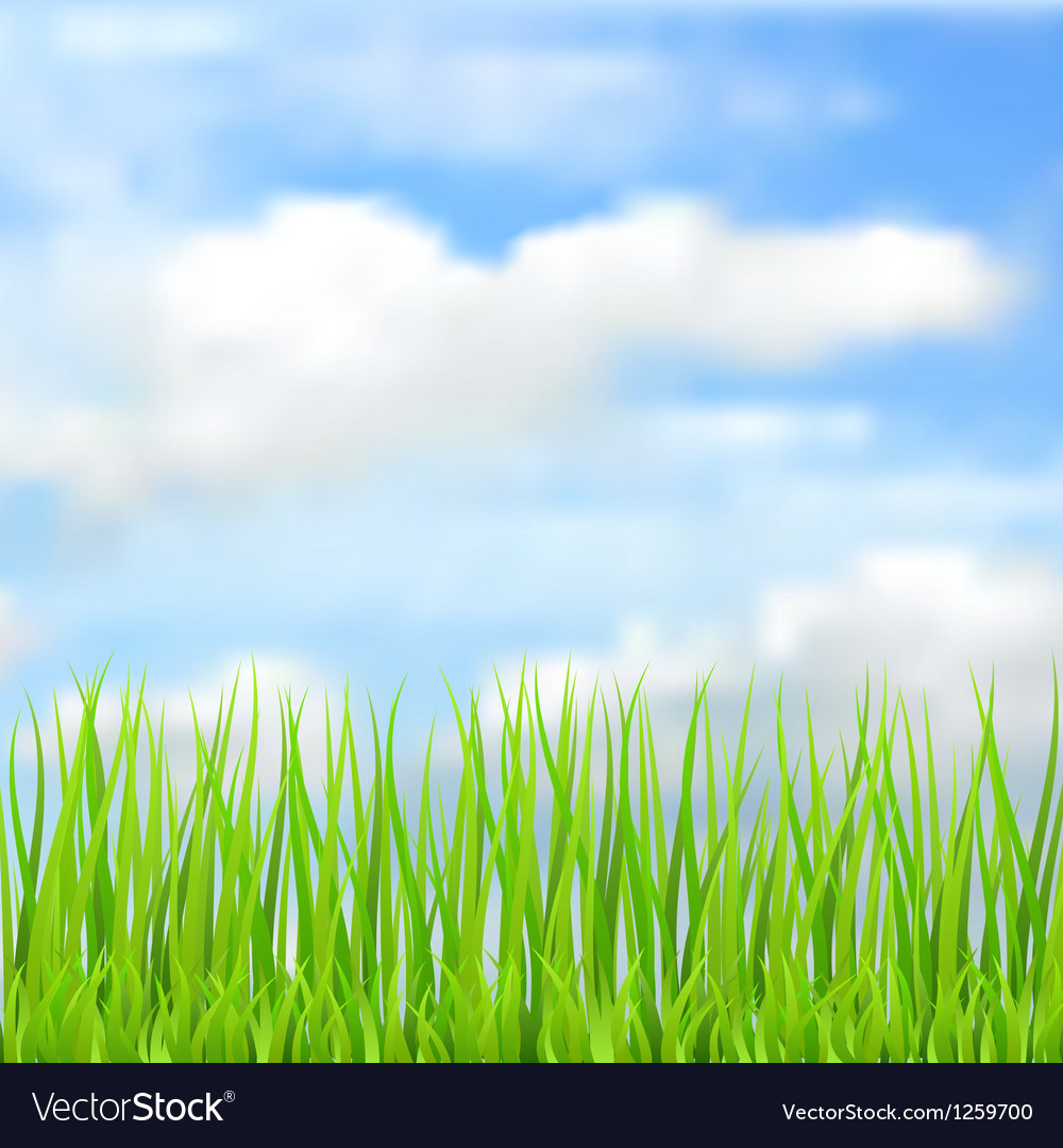 Natural spring background vector | Price: 1 Credit (USD $1)