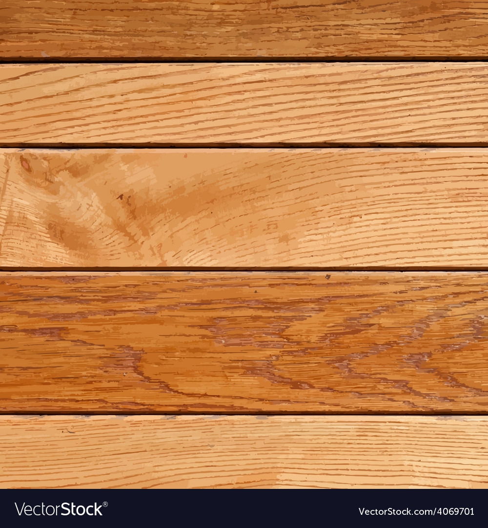 Varnished planks vector | Price: 1 Credit (USD $1)