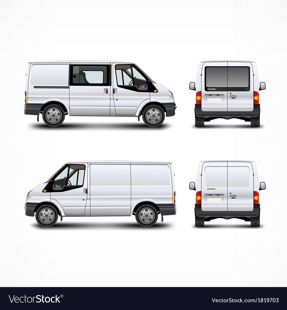 Minivan vector   Price: 1 Credit (USD $1)