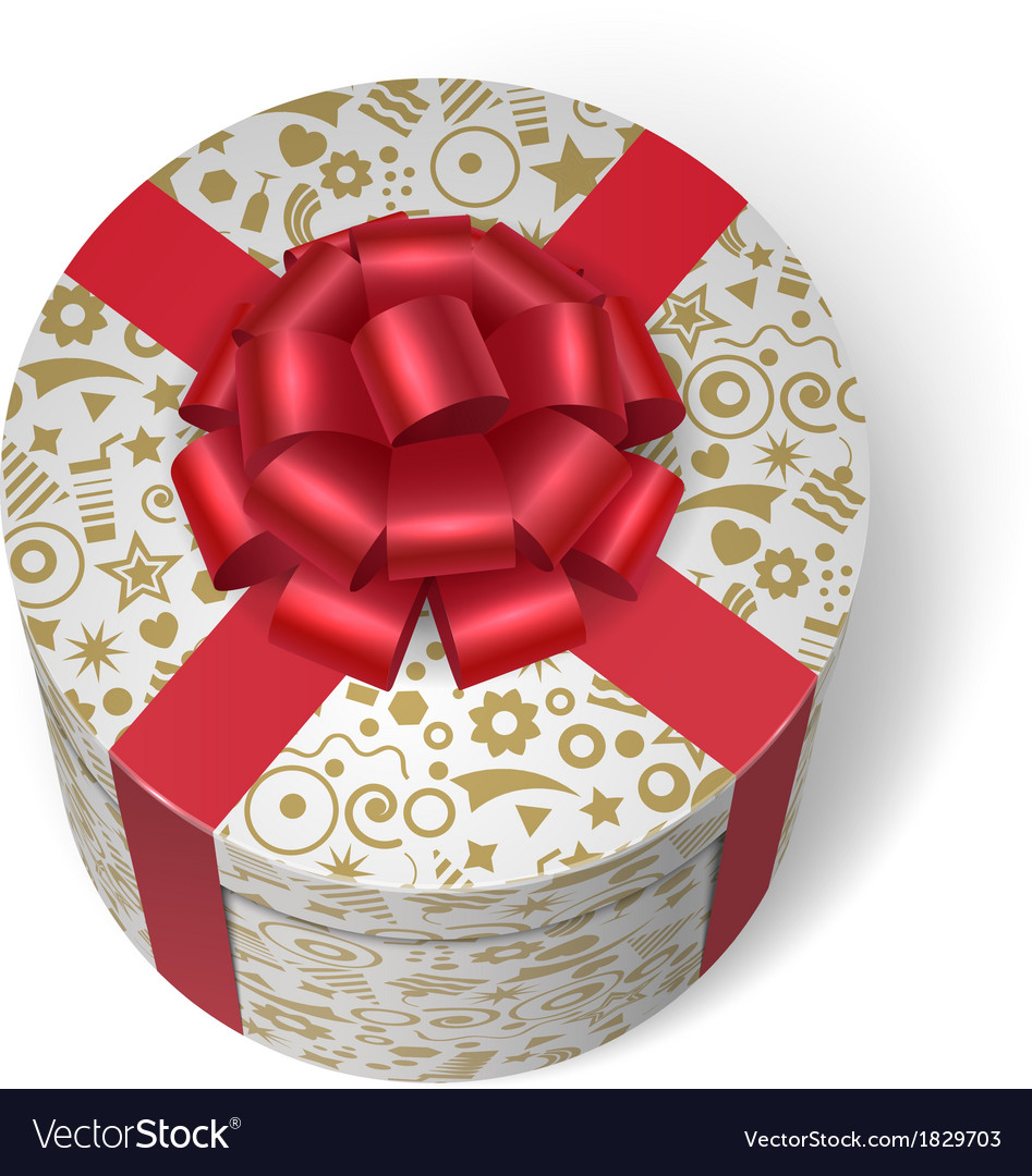 Surprise box with gifts and presents vector | Price: 1 Credit (USD $1)