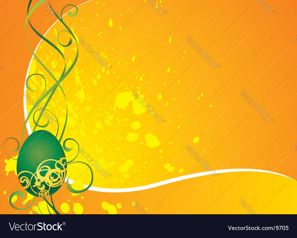 Easter backgrounds vector | Price: 1 Credit (USD $1)