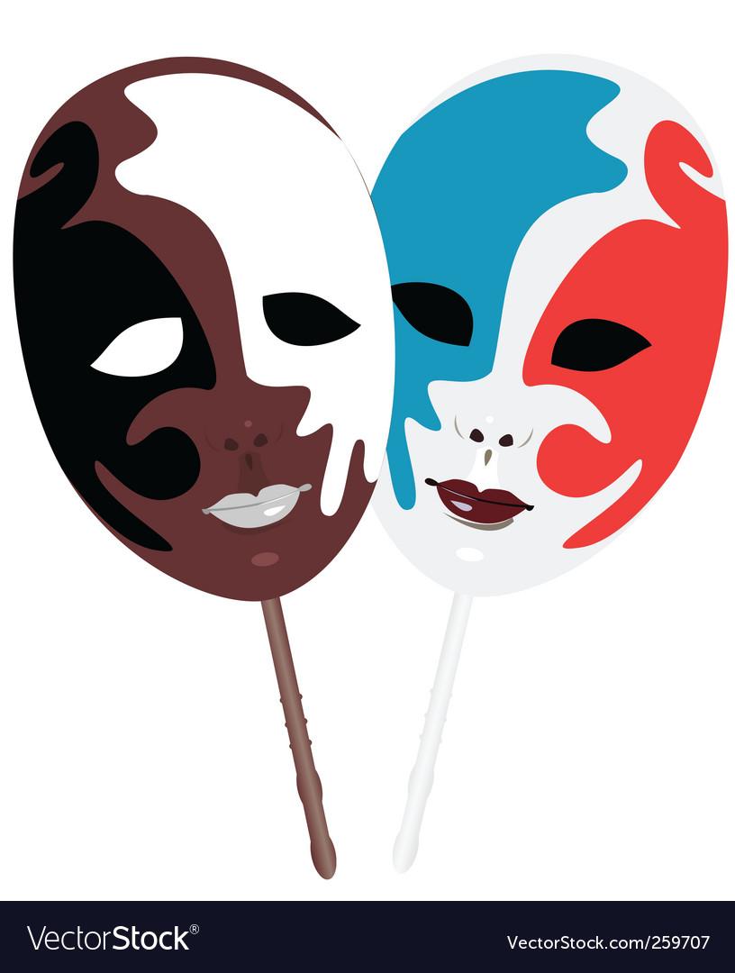 Carnivals mask vector   Price: 1 Credit (USD $1)