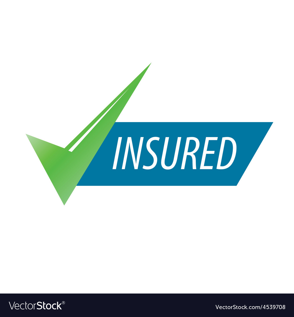 Abstract icon for an insurance company vector | Price: 1 Credit (USD $1)