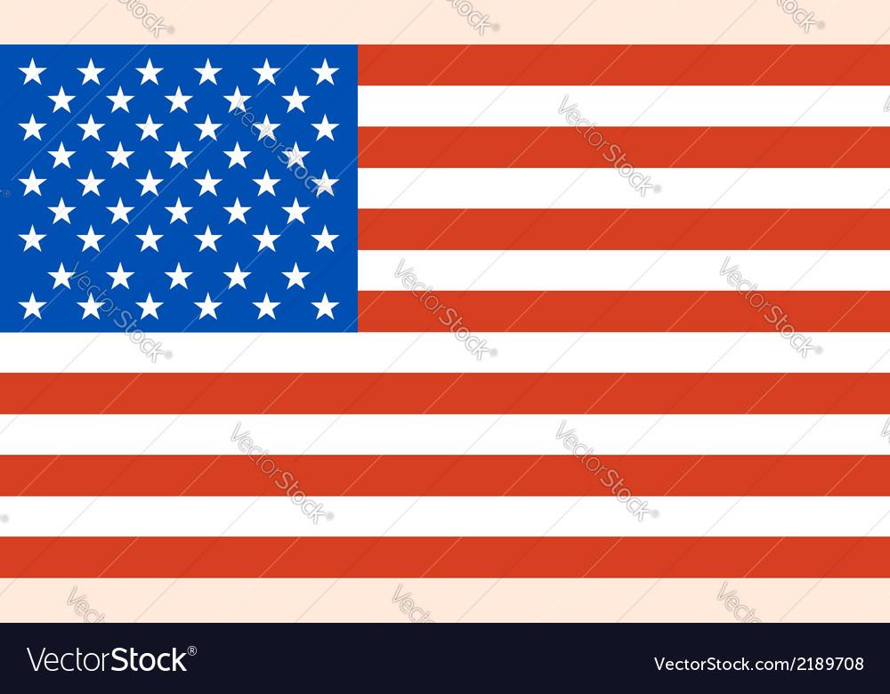 Usa vector | Price: 1 Credit (USD $1)
