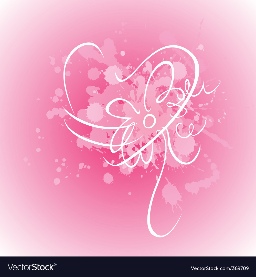 Valentine card 2 vector | Price: 1 Credit (USD $1)