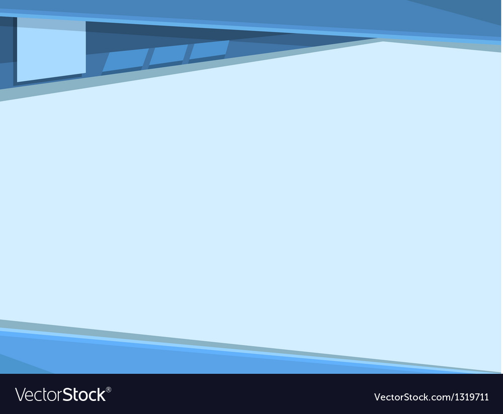 Clean blue tamplate vector | Price: 1 Credit (USD $1)